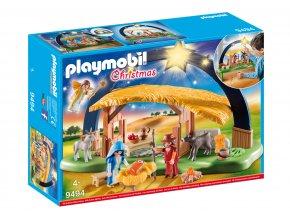 Playmobil 9494 Osvětlený Betlém