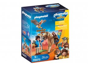 PLAYMOBIL: THE MOVIE Marla s koněm 70072