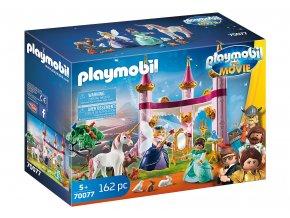PLAYMOBIL: THE MOVIE Marla v pohádkovém zámku 70077