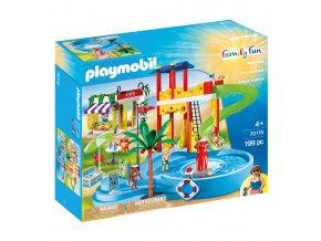 Playmobil 70115 Vodní park