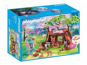 Playmobil 70001 Lesní dům s vílami