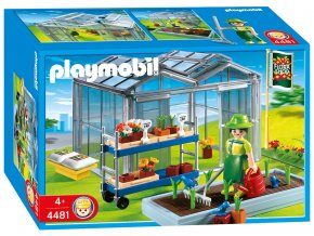 Playmobil 4481 Skleník