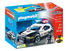 Playmobil 5673 Policejní vůz