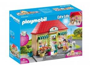 Playmobil 70016 Moje květinářství