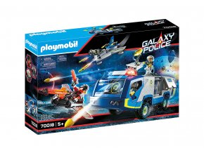 Playmobil 70018 Vesmírná policie - Náklaďák