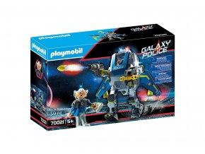 Playmobil 70021 Vesmírná policie - Robot