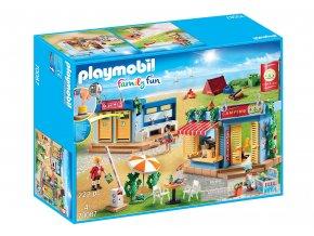 Playmobil 70087 Velký kemp