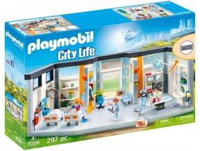 Playmobil 70191 Nemocnice s vybavením