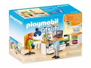 Playmobil 70197 Oční lékař