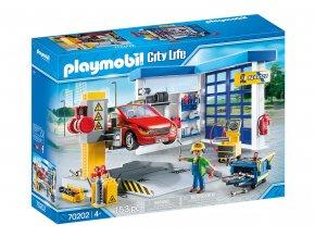 Playmobil 70202 Autodílna