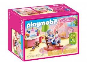 Playmobil 70210 Pokoj pro miminko