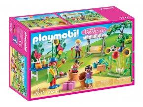 Playmobil 70212 Narozeninová oslava s klaunem