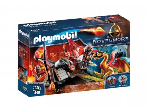Playmobil 70226 Burnhamský výcvik draků