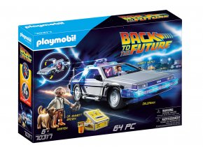 Playmobil 70317 Back to the Future DeLorean