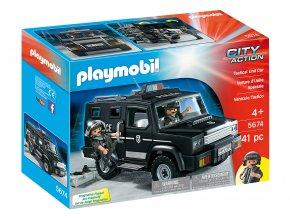 Playmobil 5674 Terénní vozidlo speciální jednotky