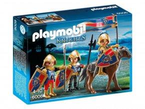 Playmobil 6006 Hlídka Lvích rytířů