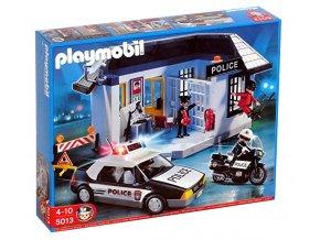 Playmobil 5013 Policie s vězením