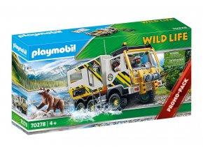 Playmobil 70278 Expediční auto