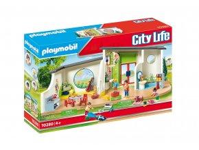 Playmobil 70280 Mateřská škola Duha