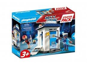 Playmobil 70498 Starter Pack Policie
