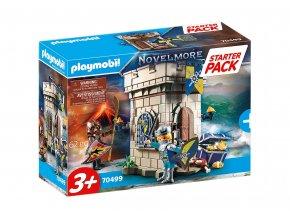 Playmobil 70499 Starter Pack Novelmore