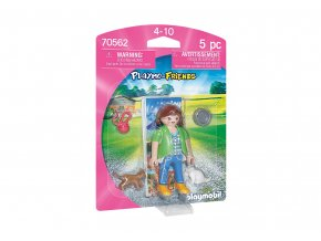 Playmobil 70562 Paní s koťátky
