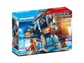 Playmobil 70571 Policejní robot: Zvláštní nasazení