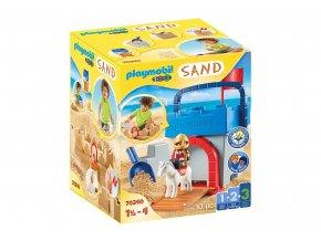 Playmobil 70340 Kreativní set Hrad z písku