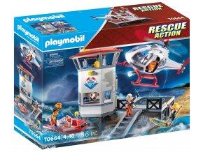 Playmobil 70664 Mega Set - Pobřežní stráž