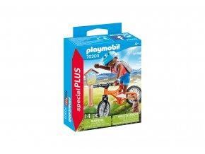 Playmobil 70303 Cyklista na horské túře
