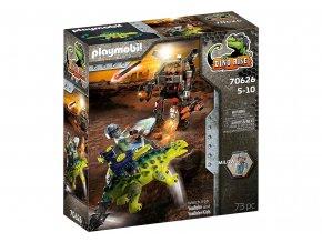 Playmobil 70626 Saichania: Obrana robota bojovníka