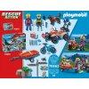 Playmobil 70662 Horský záchranář s cyklistou