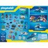 """Playmobil 70776 Adventní kalendář """"Zábava ve vodě - Nasazení policejních potápěčů"""""""