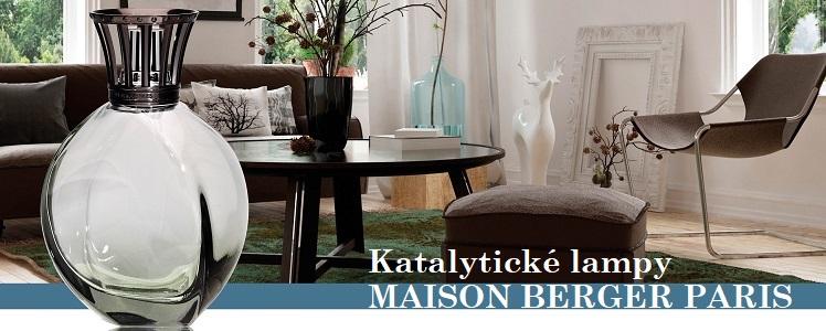 Katalytické lampy MAISON BERGER PARIS