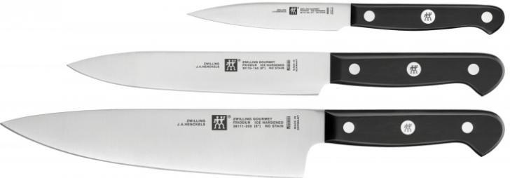Nože řady GOURMET od Zwilling. J.A. Henckels
