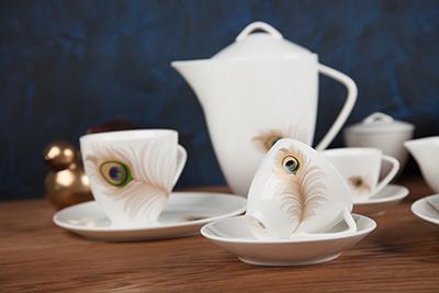 Kolekce porcelánu PAVONE od by inspire.