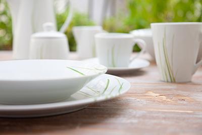 Kolekce porcelánu GRASS od by inspire