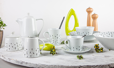 Kolekce porcelánu HERBS od by inspire