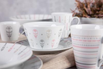 Kolekce porcelánu PÍRKA od by inspire