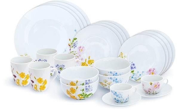 Kolekce porcelánu