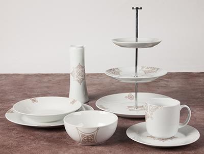 Kolekce porcelánu BAROKO od by inspire