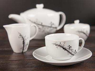 Kolekce porcelánu BLACK od by inspire