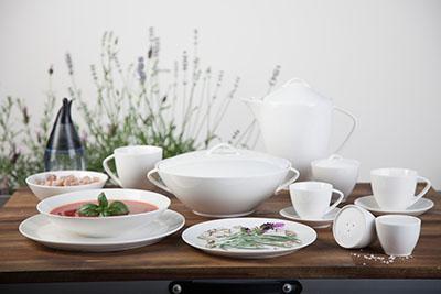 Kolekce porcelánu NOBLE od by inspire