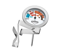 Teploměry na měření potravin