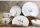 Kolekce porcelánu FIELD od by inspire
