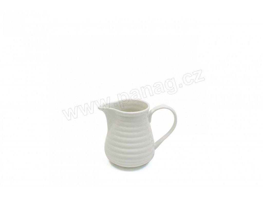 Porcelánová konvička na med 100 ml - White Basic A - Maxwell&Williams