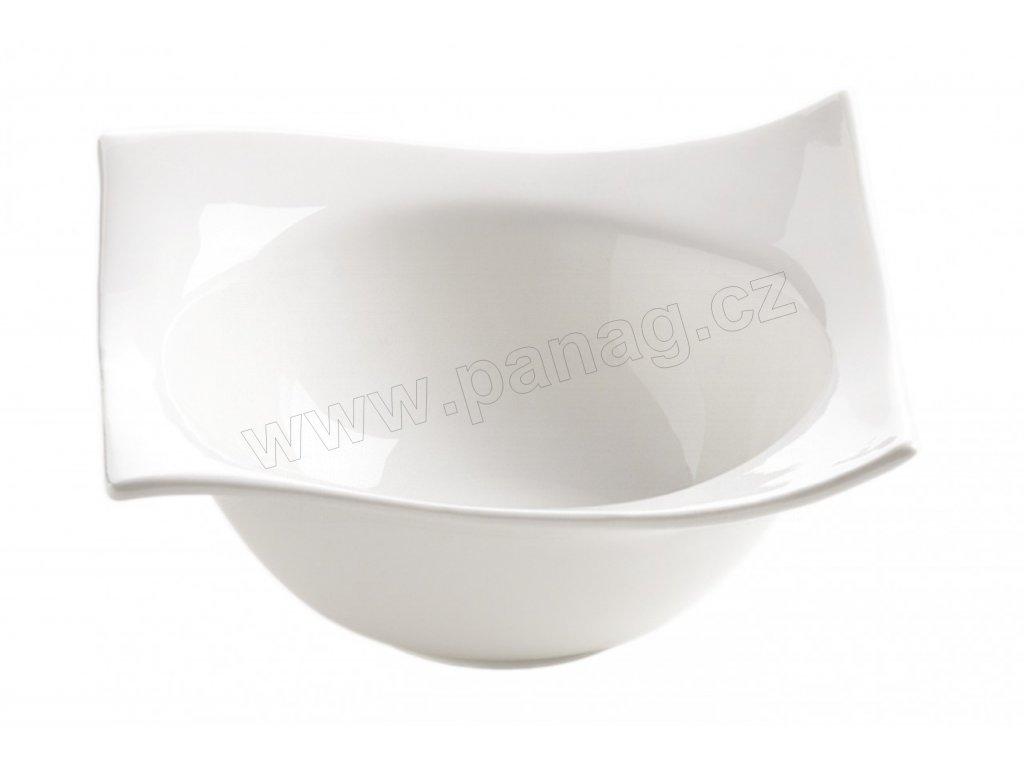 Porcelánová čtvercová miska 11 cm - Motion - Maxwell and Williams