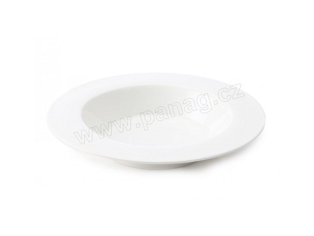 Porcelánový talíř na polévku 23,5 cm - Beverly Hills - Maxwell&Williams