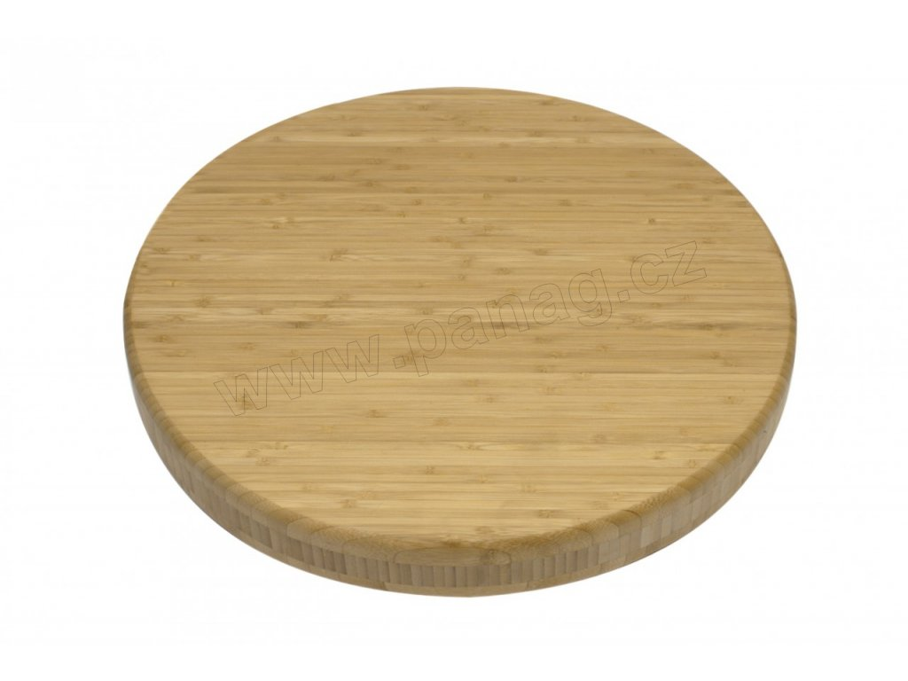 Dřevěné kruhové prkénko na krájení 30 cm Bamboozled - Maxwell and Williams