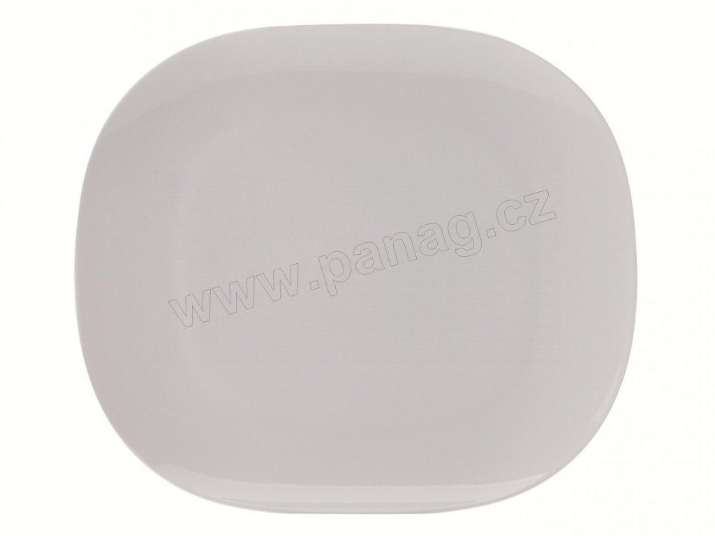 Porcelánový talíř obdélníkový 22x19 cm Bisou - Maxwell&Williams